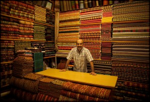 Textile Shop Owner — Istanbul, Turkey